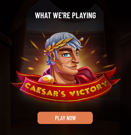 We're Playing Caesar's Victory