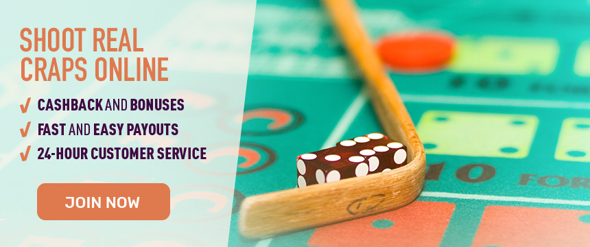 Learn to Play Online Casino Craps | Claim A Welcome Bonus
